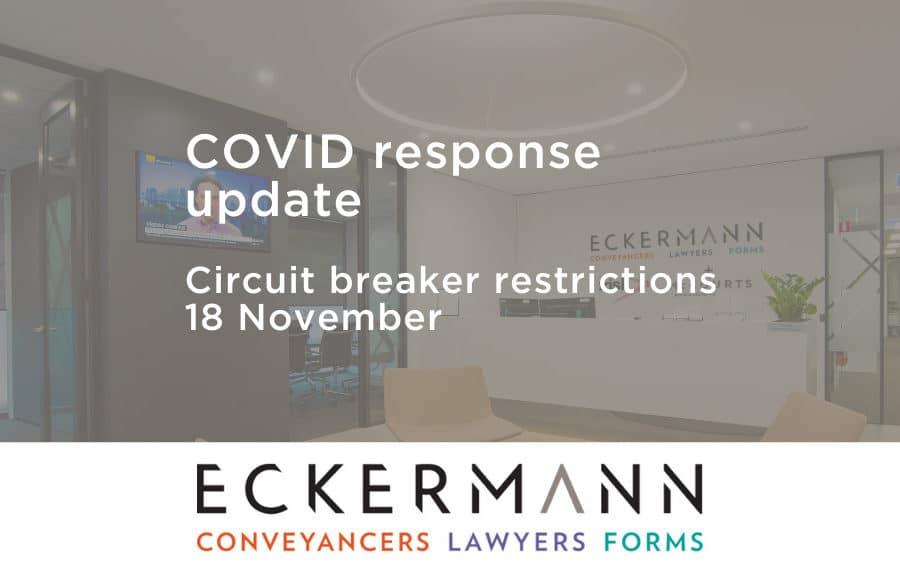 COVID response update image