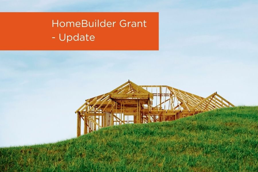 Homebuyer Grant – extension update image